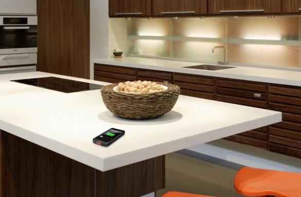 DuPont e la PMA per la cucina hi-tech con ricarica wireless | Mondo Tech